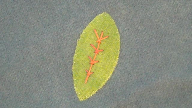 How To: Thorn Stitch