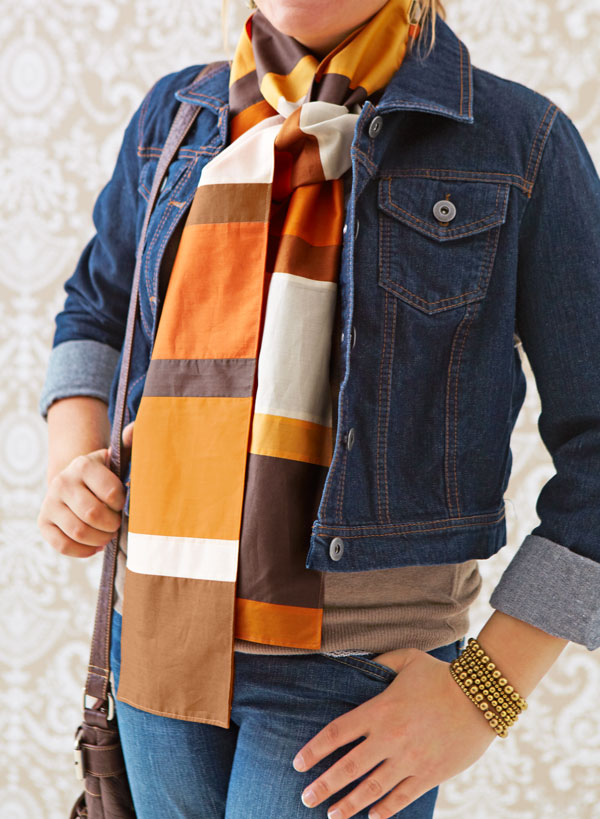 Smooth-Style Scarf