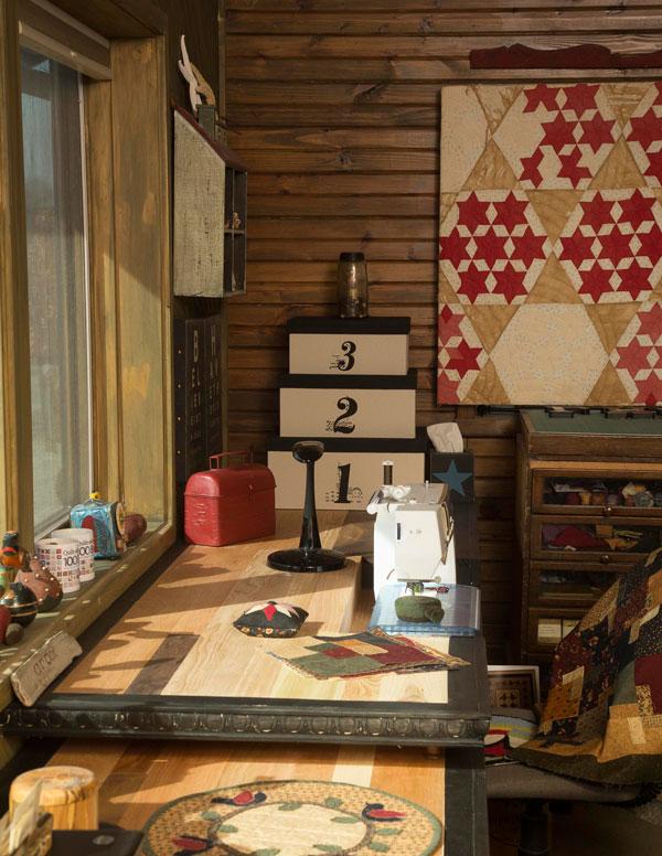 Lynne's Sewing Room