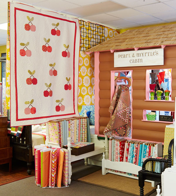 Millie P's Quilt Shop