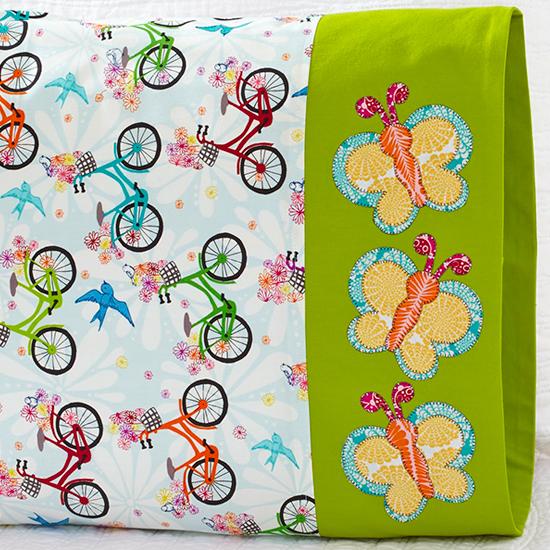 Robert Kaufman Fabrics - Butterfly Appliqué