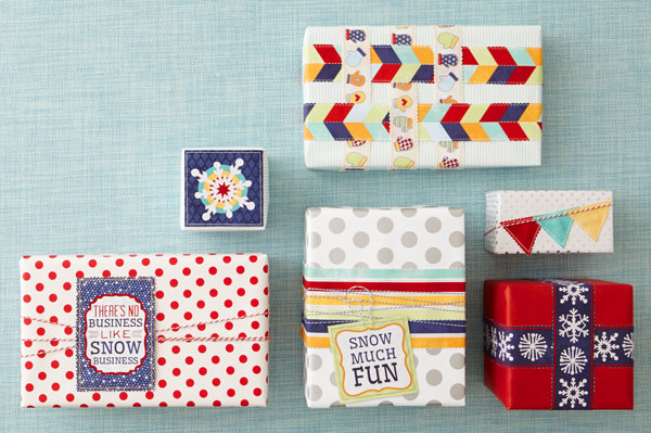 Celebrate the Season: Gift Wrapping
