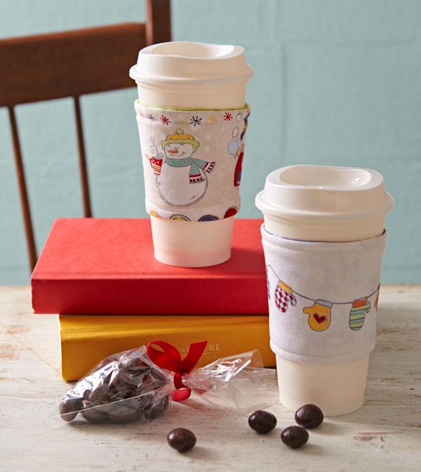 Celebrate the Season: Coffee Cozy