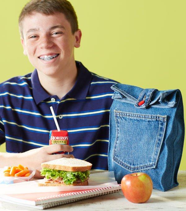 Fun Lunch Bag