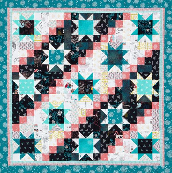 Stars & Scraps Forever Color Option #1