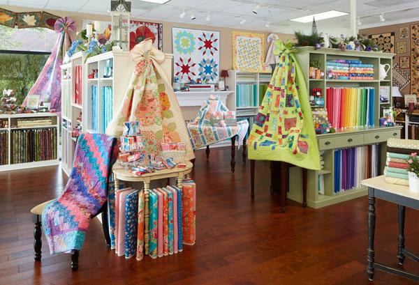 Fiddlesticks Quilt Shop