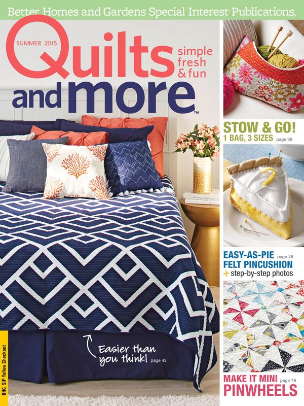 Quilts and More Summer 2015