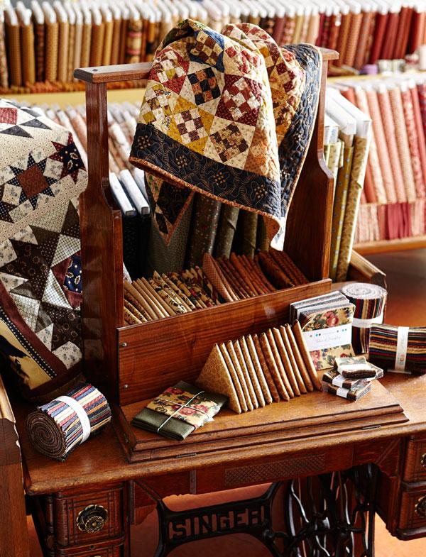 Main Street Quilt Company