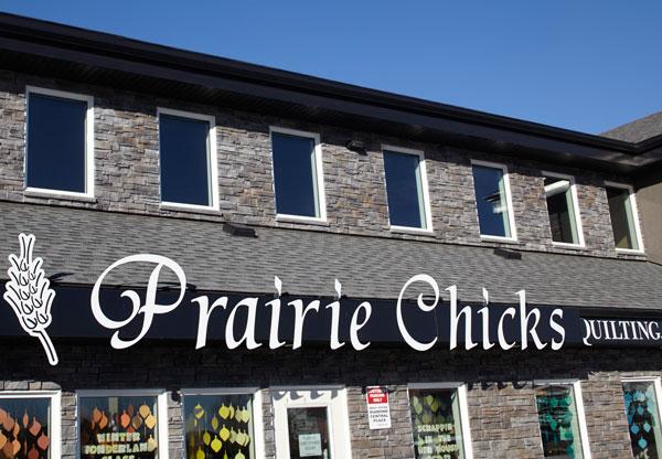 Prairie Chicks
