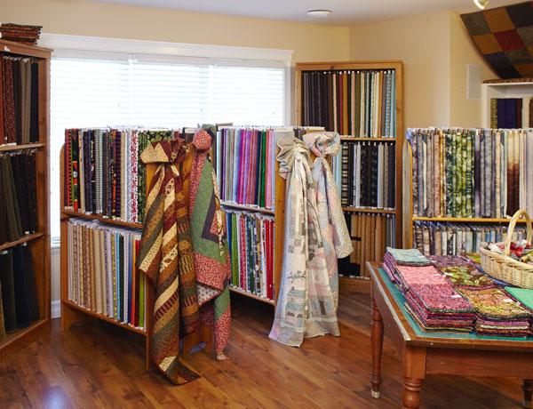Hamels Fabrics & Quilting