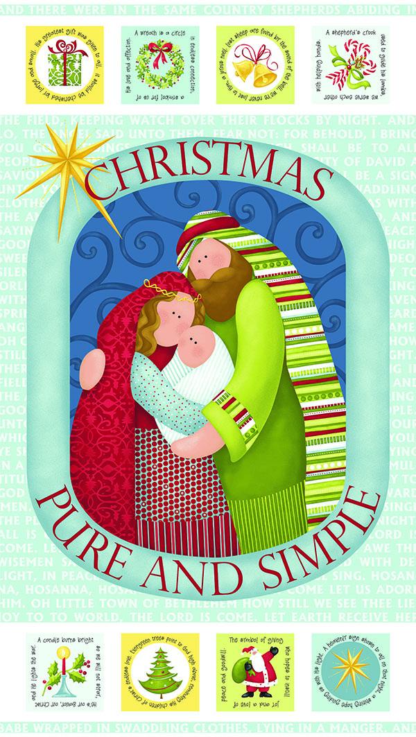 Christmas Pure & Simple