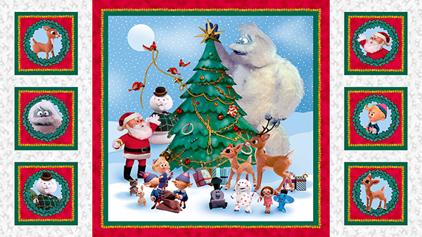 Rudolph the Red Nose Reindeer: Rudolph and Friends
