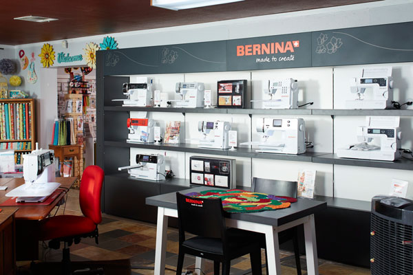 Bernina Sewing and Design
