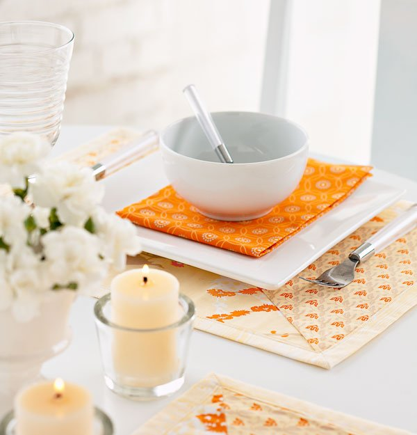Quick-as-a-Wink Place Mats