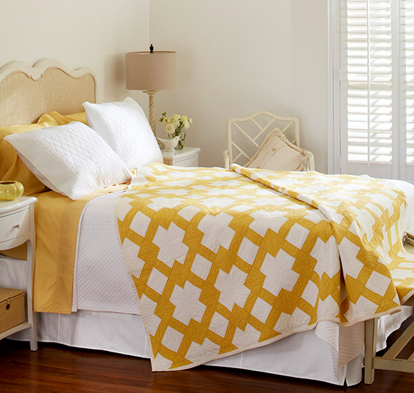 Quilting Color Trend: Yellow