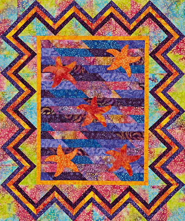 Sea Stars Color Option #2