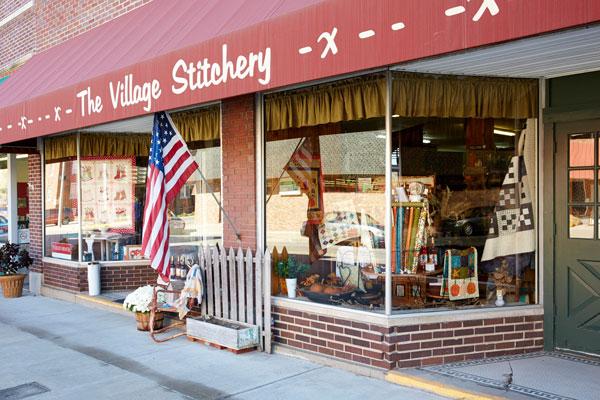 The Village Stitchery Quilt Shop & Retreat Center