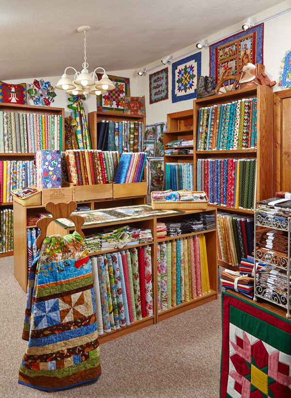 Pinewood Cottage Quilt and Gift Shop