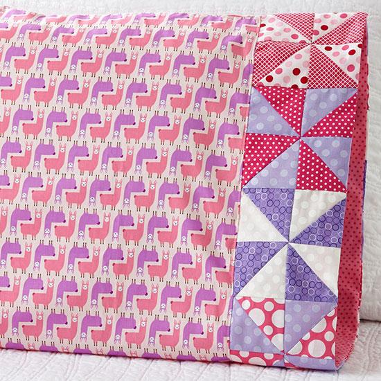 Robert Kaufman Fabrics - Pattern 58 Pinwheel