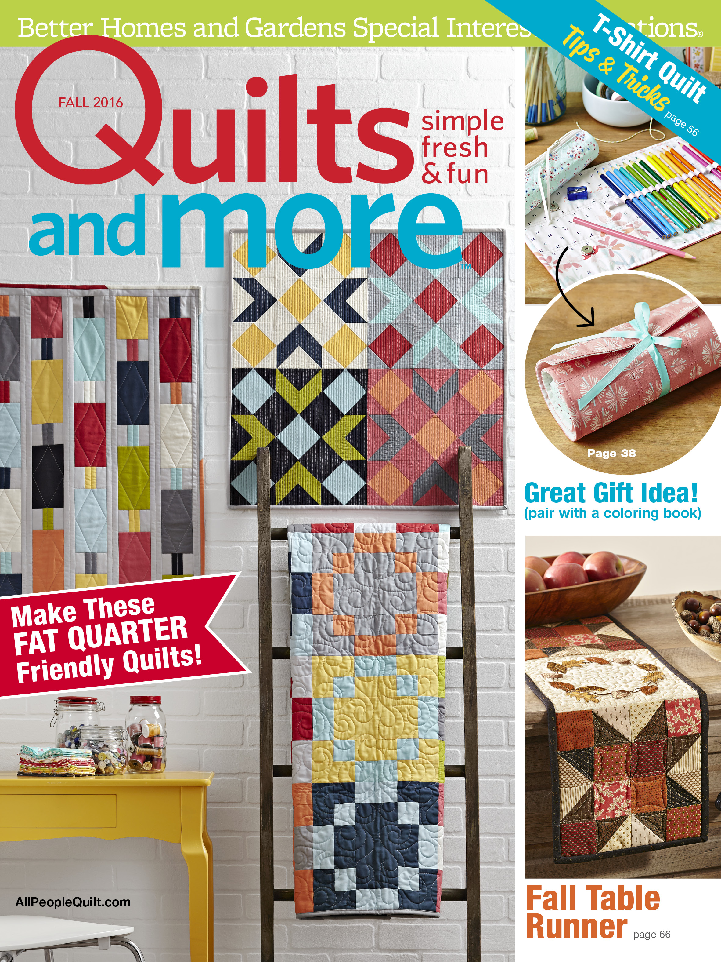 Quilts and More Fall 2016