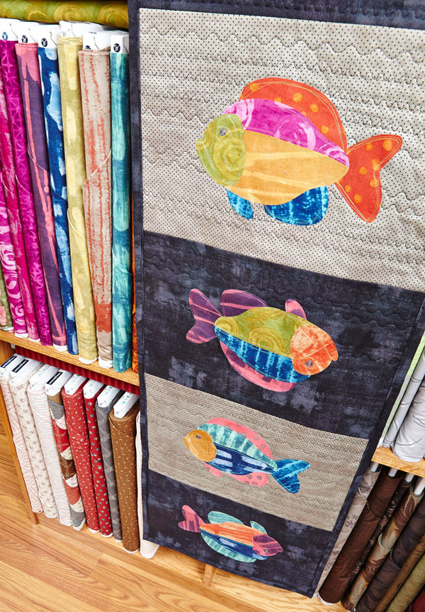 Going to Pieces Quilt Co.