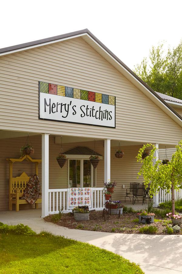 Merry's Stitchins