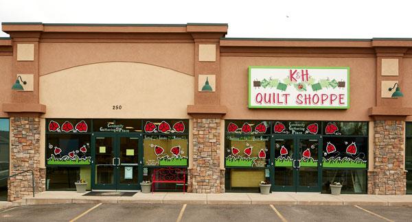 K&H Quilt Shoppe