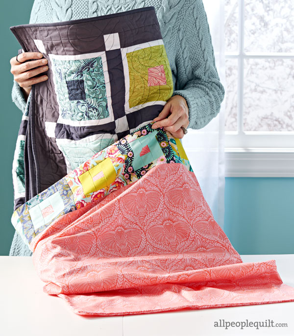 Sew Giving: Square Knot
