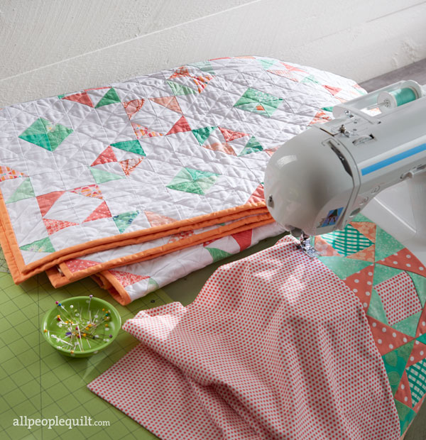 Sew Giving: Inside Out