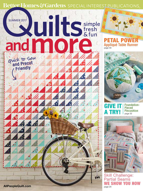Quilts and More Summer 2017