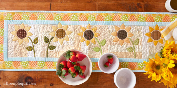Top Your Table: Summer