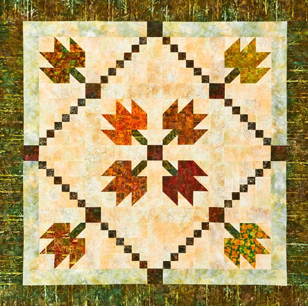 Autumn Path Color Option