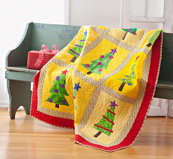 Top Christmas Pattern: Festival of Trees