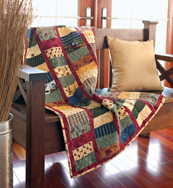 Cozy Flannel Quilts