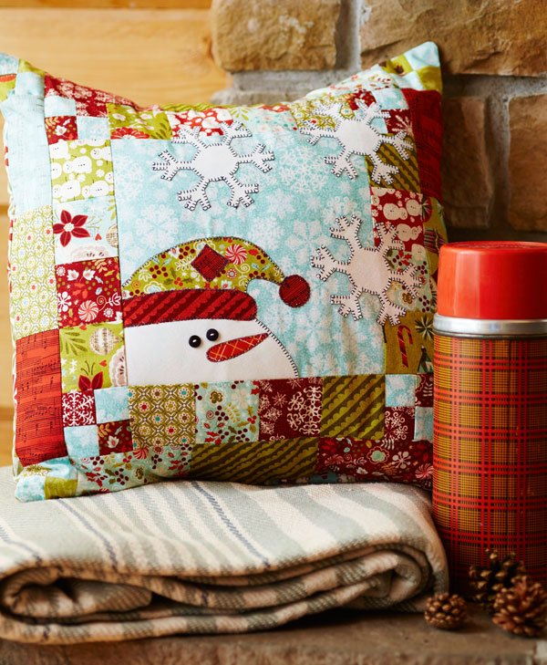 Free Snowman Sewing Projects