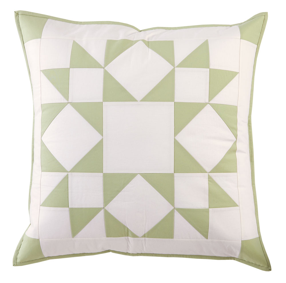 Stitch & Switch Pillow: Spring Color Option