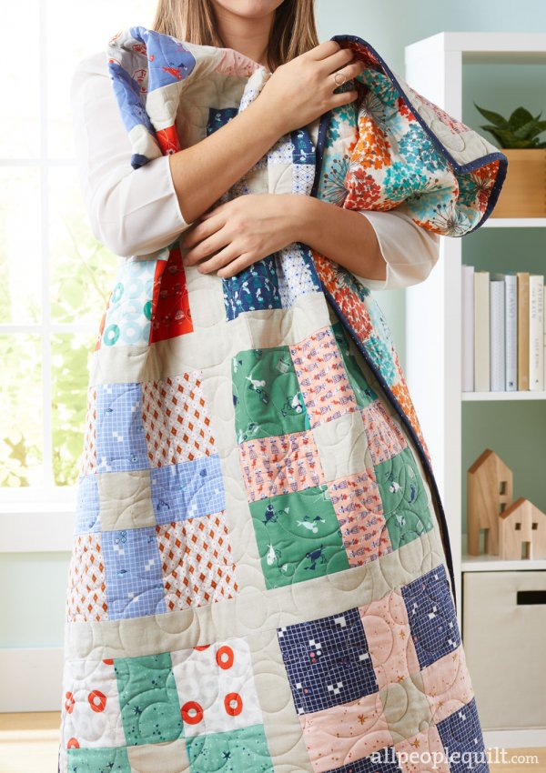 Free Charity Quilt Patterns