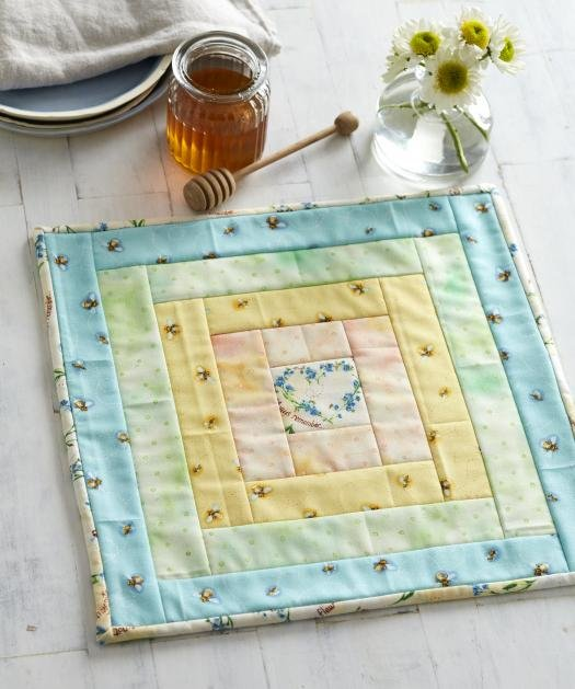 Free Quilt-As-You-Go Patterns