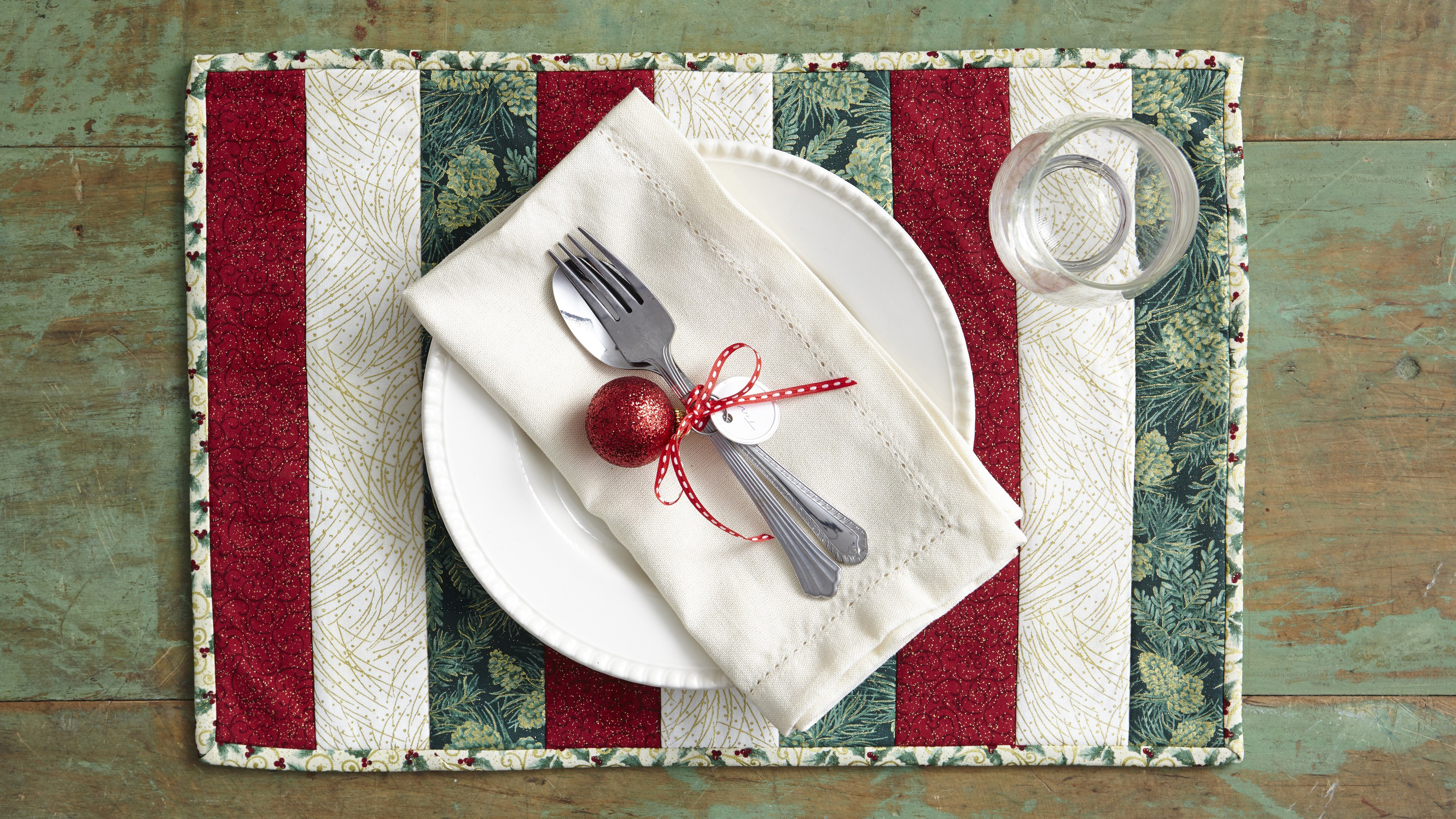 Christmas Place Mat