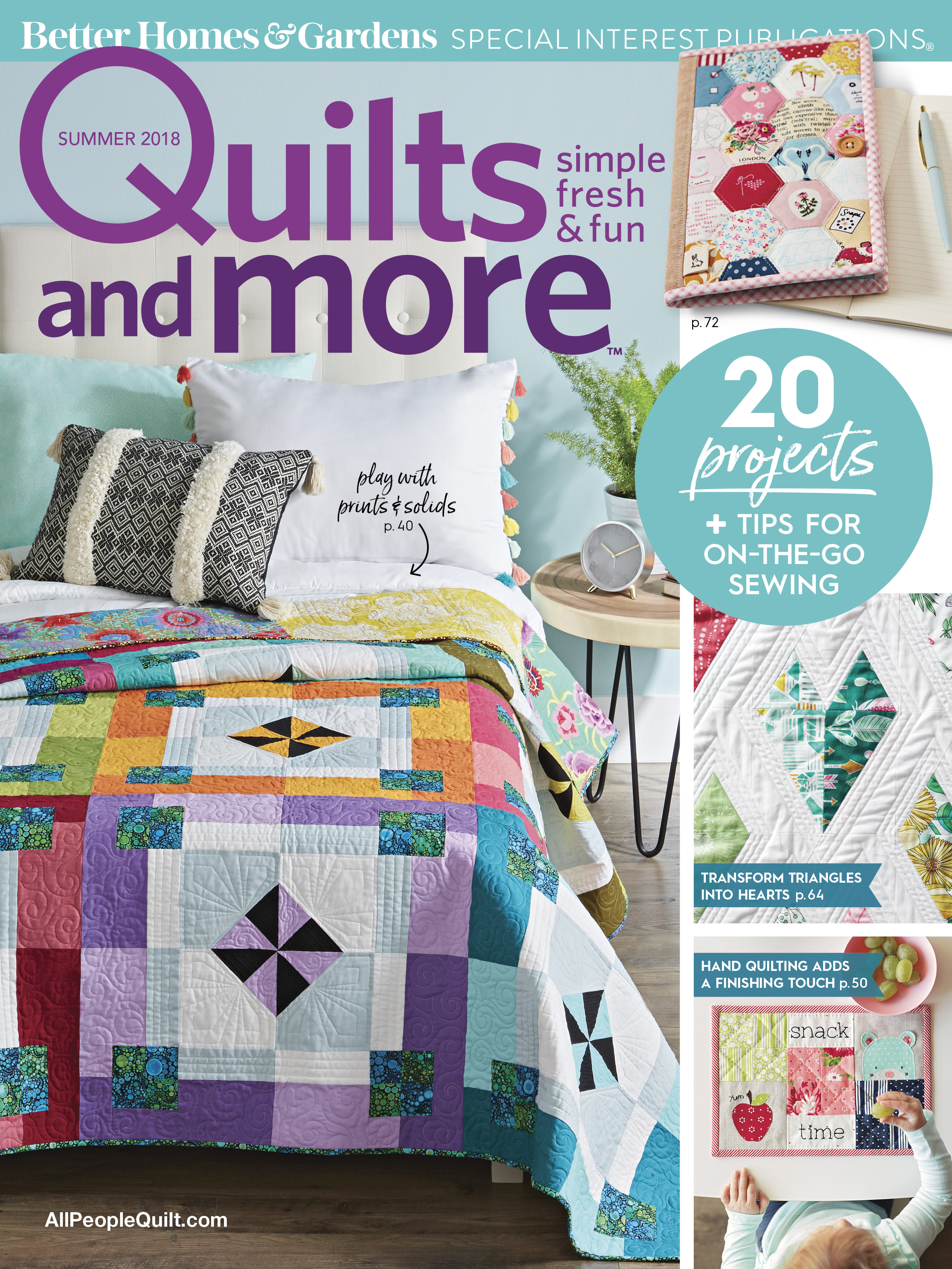 Quilts and More Summer 2018