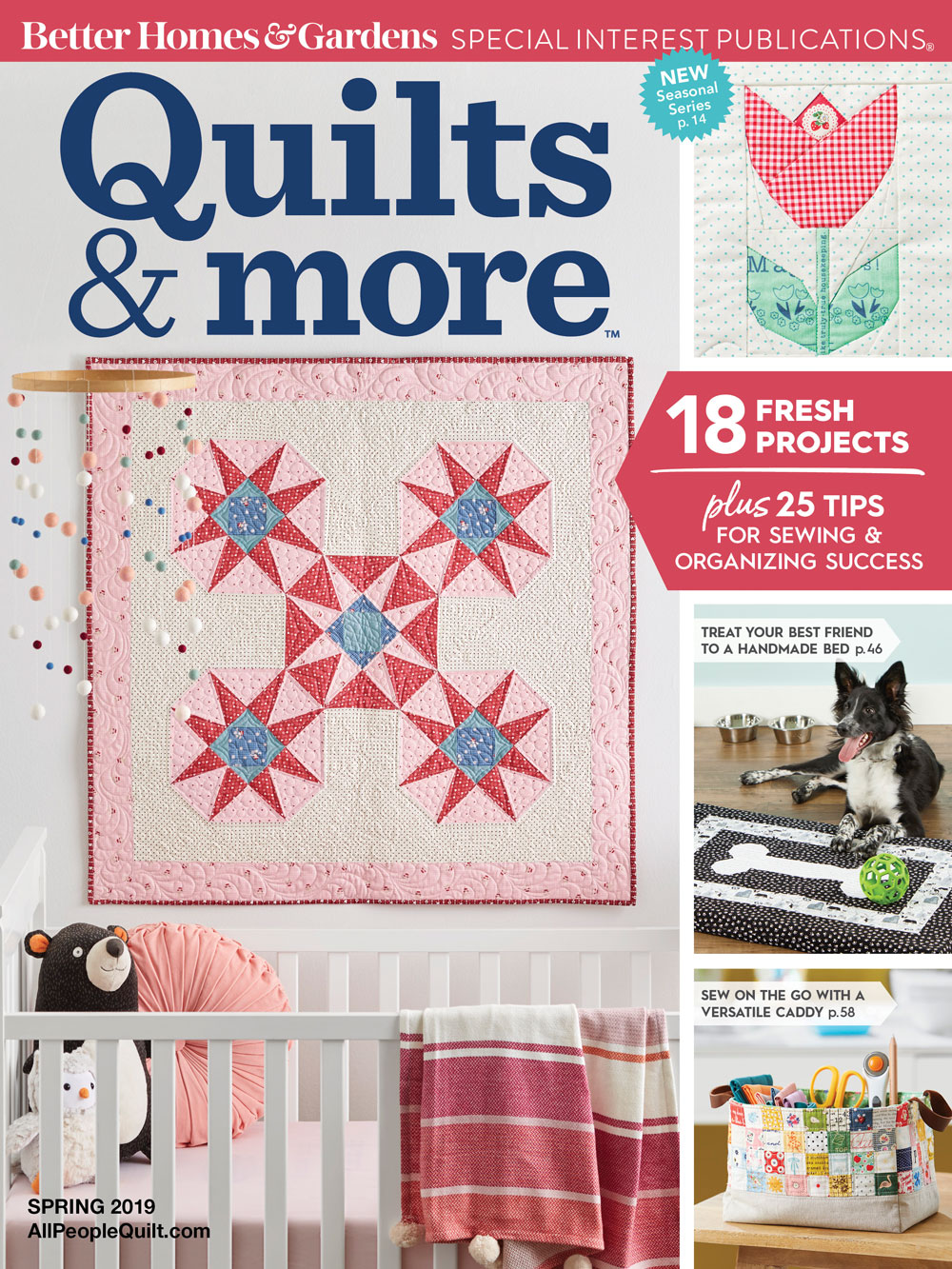 Quilts & More Spring 2019