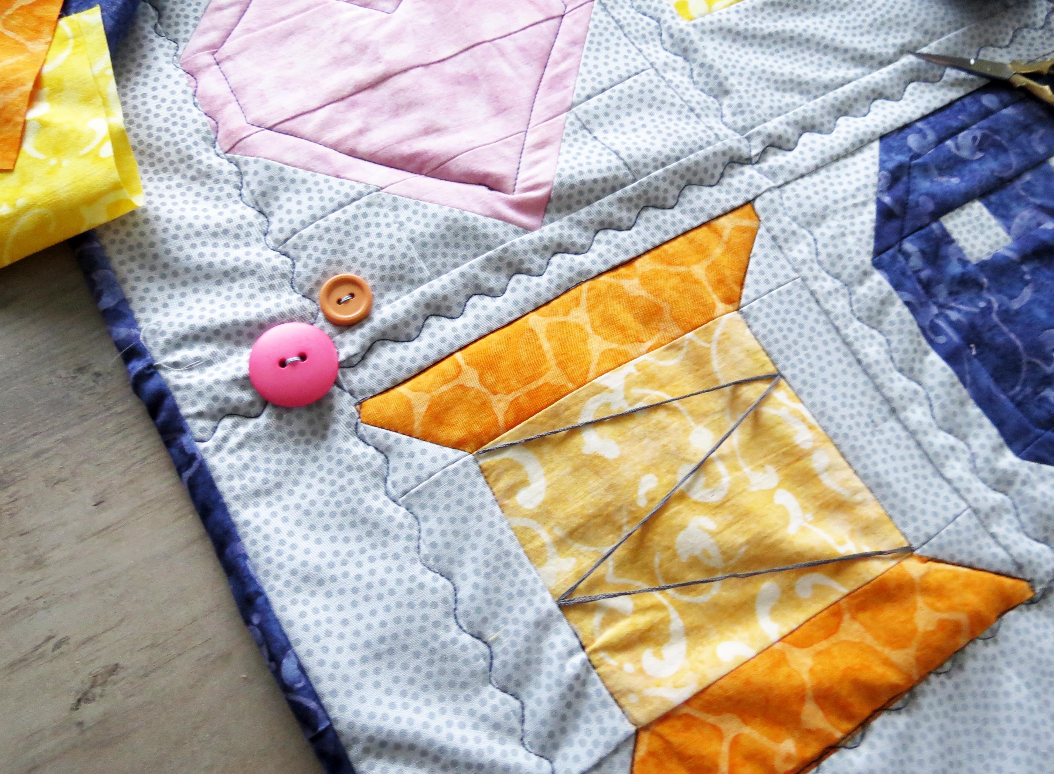 Free Patterns for Mini Quilts | AllPeopleQuilt com