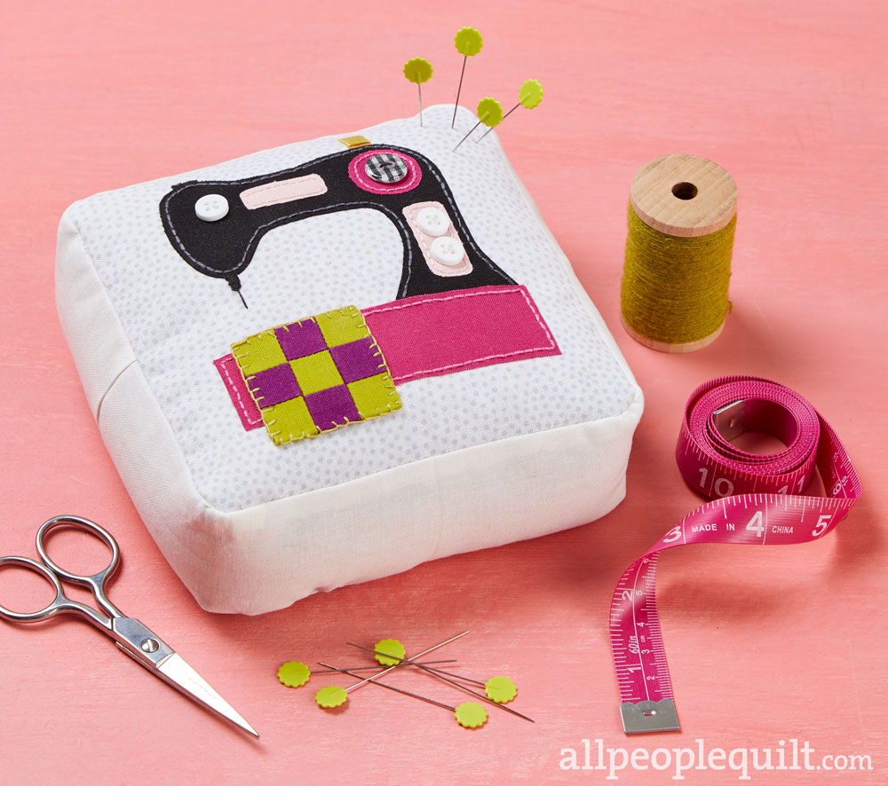 Sew Happy Color Option