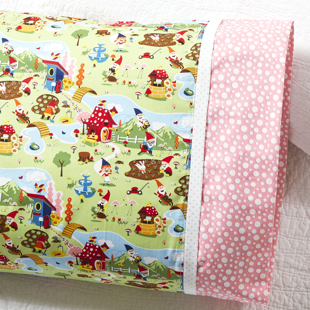 Riley Blake Designs - Pillowcase 80: Piping