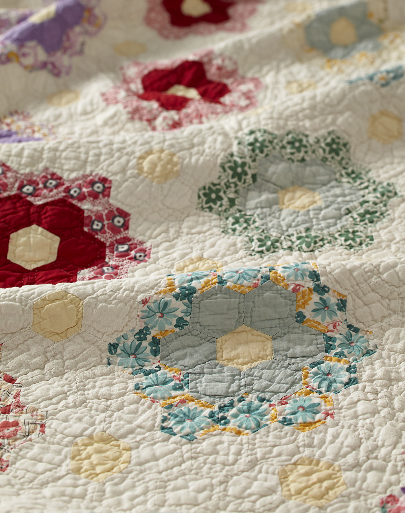 Antique Quilts How to Buy, Repair, Wash, and Store Vintage