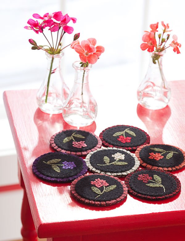 Sewing Projects with Embroidery