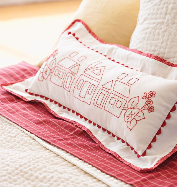 House Warming Pillow