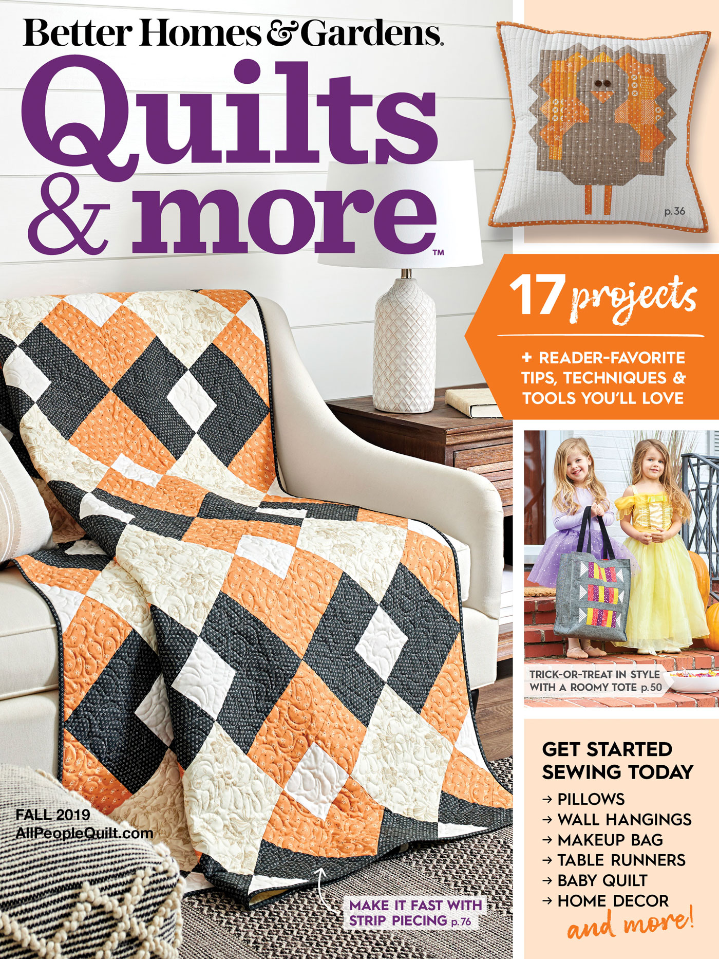Quilts & More Fall 2019