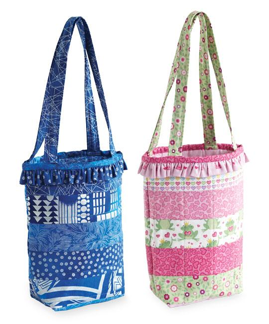 Afternoon Totes