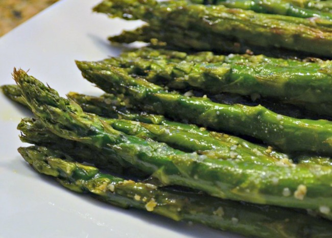 Oven-Roasted Asparagus image